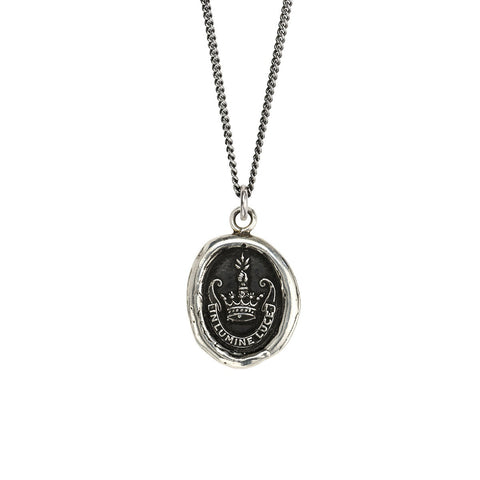 INSPIRATION - TALISMAN NECKLACE