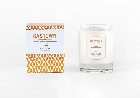GASTOWN CANDLE