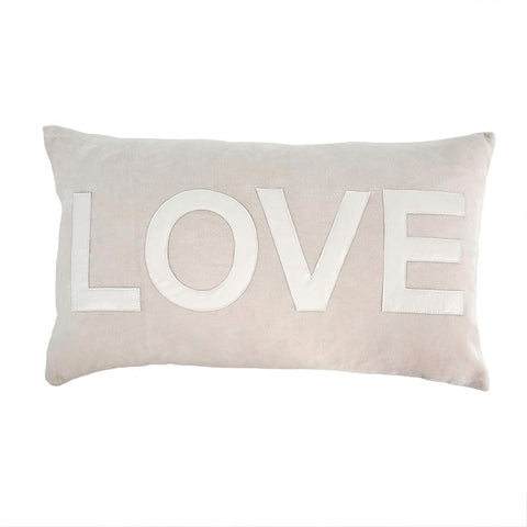 LOVE PILLOW | CREAM