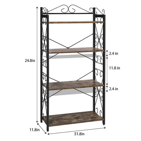 Adjustable Height Bookshelf To Beautify Your Space