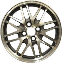 Load image into Gallery viewer, ALY71673 Acura Integra Wheel Grey Machined #42700ST7A31