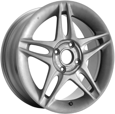ALY71703 Acura Integra Wheel Silver Painted #08W15ST7280G