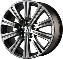 Load image into Gallery viewer, ALY71796 Acura TL Wheel Dark Chrome #08W18TK4200