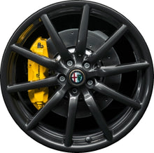 Load image into Gallery viewer, ALY58156U30 Alfa Romeo 4C Wheel Charcoal Painted #68267946AA