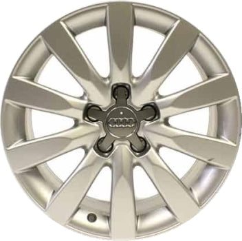 ALY58837/58910 Audi A4 Wheel Silver Painted #8K0601025C