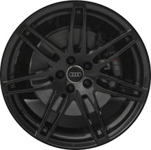 Load image into Gallery viewer, ALY58845U45/59017 Audi A5, S5 Wheel Black Painted #8T0601025DL