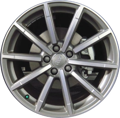 ALY59019 Audi Q3 Wheel Grey Machined #8U0601025M