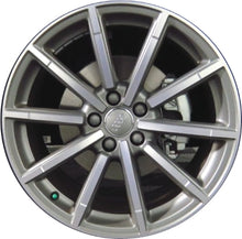 Load image into Gallery viewer, ALY59019 Audi Q3 Wheel Grey Machined #8U0601025M