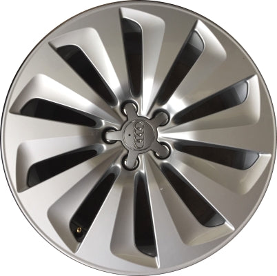 ALY58927 Audi Q5 Wheel Silver Painted #8R0601025AB