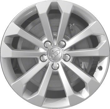 ALY58917 Audi Q5 Wheel Silver Painted #8R0601025AD