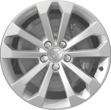 Load image into Gallery viewer, ALY58917 Audi Q5 Wheel Silver Painted #8R0601025AD