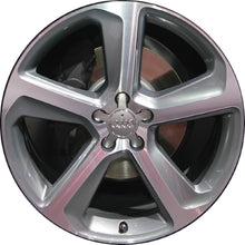 Load image into Gallery viewer, ALY58929 Audi Q5 Wheel Grey Machined #8R0601025AF