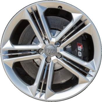 ALY58899 Audi S8 Wheel Silver Painted #4H0601025P