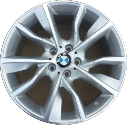 ALY86005 BMW Hybrid 3, 320i, 328i, 335i, 428i, 435i Rim Machined #36116796259