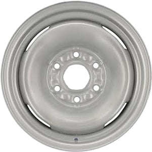 STL1621 GMC, Chevrolet 2500 Pickup, Van Wheel Steel #9592420