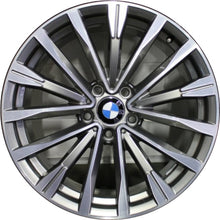 Load image into Gallery viewer, ALY86307 BMW 330i GT, 340i GT Wheel Grey Machined #36116870889