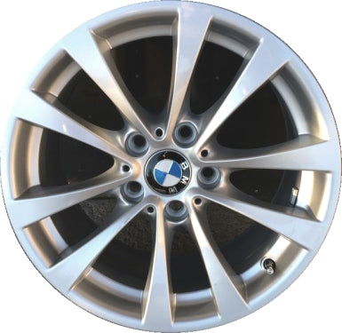 ALY86015 BMW 328i GT, 330i GT, 335i GT, 340i GT Wheel Silver Painted #36116859025