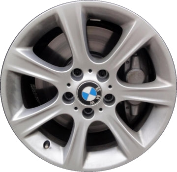 ALY86166 BMW 328i GT, 330i GT, 335i GT, 340i GT Wheel Silver Painted #36116856893