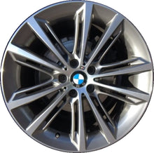Load image into Gallery viewer, ALY71584U35 BMW Hybrid 5, 528i, 535i, 550i, 640i, 650i Rim Machined #36116854558