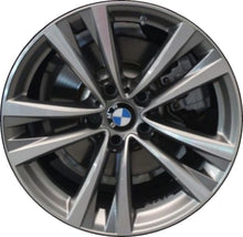 Load image into Gallery viewer, ALY86225 BMW 528i, 535i, 550i Wheel Grey Machined #36116862894