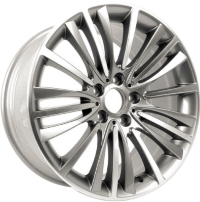 ALY71582 BMW Hybrid 5, 528i, 535i, 550i, 640i, 650i Rim Machined #36116851071