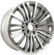 Load image into Gallery viewer, ALY71582 BMW Hybrid 5, 528i, 535i, 550i, 640i, 650i Rim Machined #36116851071