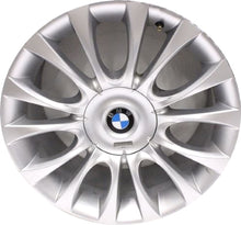 Load image into Gallery viewer, ALY71516 BMW Hybrid 5, 528i, 535i, 550i, 640i, 650i Rim Silver #36117842656