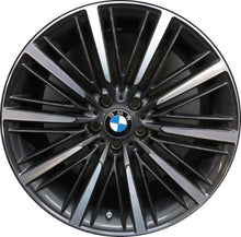 Load image into Gallery viewer, ALY86184 BMW 640i, 650i Wheel Charcoal Machined #36116862899