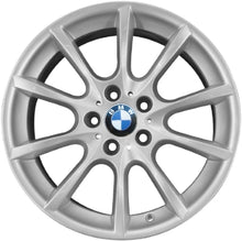 Load image into Gallery viewer, ALY71427 BMW Hybrid 5, 528i, 535i, 550i, 640i, 650i Rim Silver #36116783526