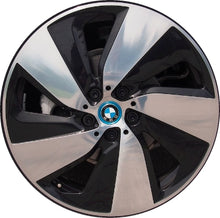 Load image into Gallery viewer, ALY86172/86173 BMW i3 Wheel Black Machined #36116856897