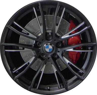 ALY86142 BMW 228i, 230i, M235i, M240i Wheel Black #36116862773