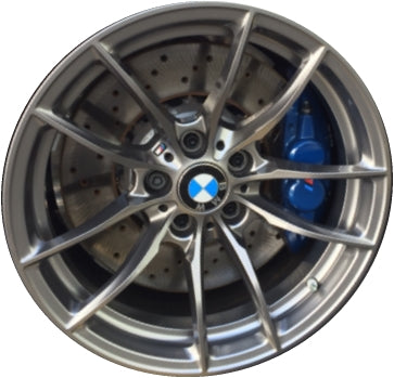 ALY86090 BMW M3, M4 Wheel Grey Painted #36112284750