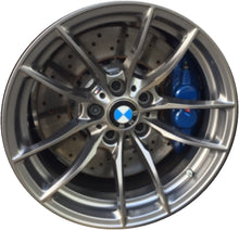 Load image into Gallery viewer, ALY86090 BMW M3, M4 Wheel Grey Painted #36112284750