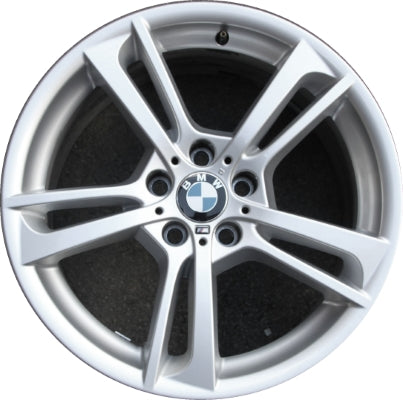 ALY71496 BMW X3, X4 Wheel Silver Painted #36117844251