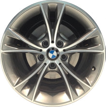 Load image into Gallery viewer, ALY86032 BMW Z4 Wheel Grey Machined #36116855529