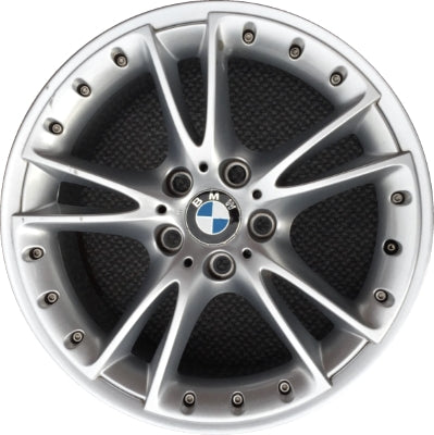 ALY71358 BMW Z4 Wheel Silver Painted #36116785253