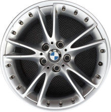 Load image into Gallery viewer, ALY71358 BMW Z4 Wheel Silver Painted #36116785253