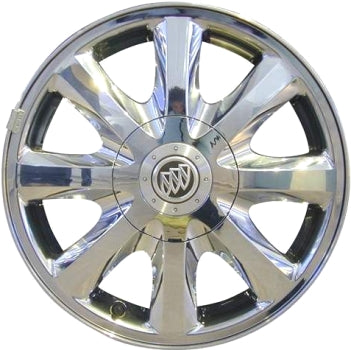 Used ALY4055 Buick Allure, LaCrosse Wheel Chrome Clad #9595168