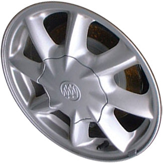 ALY4047 Buick LeSabre Wheel Silver Painted #9594197