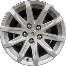 Load image into Gallery viewer, ALY4713U20/4712 Cadillac CTS Wheel Silver Painted #20984815
