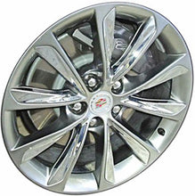 Load image into Gallery viewer, ALY4697/4774 Cadillac XTS Wheel Hyper Silver #22894669