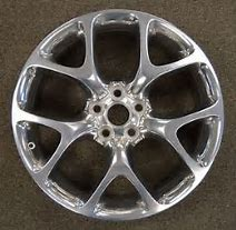 ALY4109 Buick Regal Wheel Polished #22792222