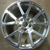 ALY4678 Cadillac CTS-V Coupe Wheel Polished #9598614