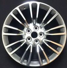 ALY4765 Cadillac CT6 Wheel Silver Polished #23391985