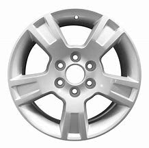 Load image into Gallery viewer, ALY4800HH Cadillac XT5, GMC Acadia Wheel Silver Painted #22996333