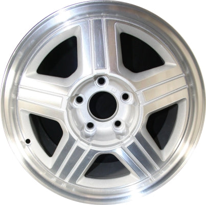 ALY5048 Chevrolet S10, GMC S15, Sonoma Wheel Machined #12361588