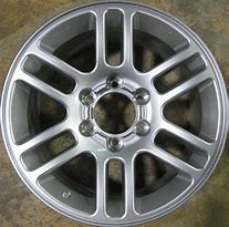 ALY5228U20 Chevrolet Colorado, GMC Canyon Wheel Silver #9597156