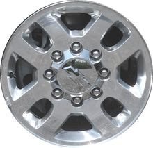 Load image into Gallery viewer, ALY5502 Chevrolet Silverado, GMC Sierra 2500, 3500 Wheel Polished #9597732