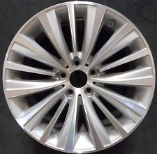 ALY86035 BMW 535i GT, 550i GT, 740i, 750i, 760i Rim Machined #36116857675