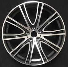 Load image into Gallery viewer, ALY86340 BMW 530i, 540i Wheel Orbit Grey Machined #36118053502